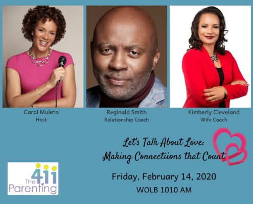 Let's Talk About Love: Making Connections That Count