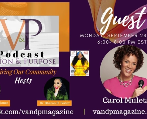 Vision & Purpose Podcast